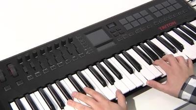 Korg taktile Controller Keyboard