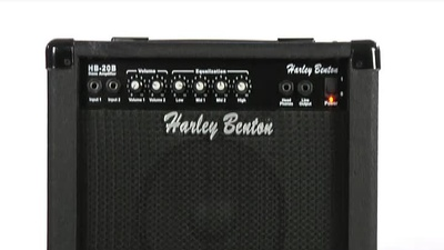 Harley Benton HB-20B Bass-Combo