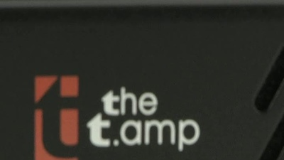 The t.amp E800 Stereo-Endstufe
