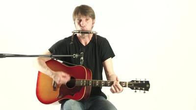 Harley Benton Blues Harmonica