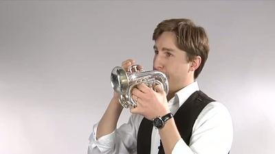 Thomann TR 5 Taschentrompete Silber