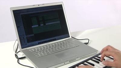 AKAI LPK 25 USB Midi-Keyboard