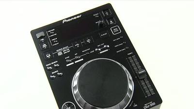 Pioneer CDJ-350 Multi Format Single CD Player