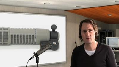 EV RE20 RE-Serie Dynamisches Großmembranmikrofon