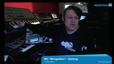 Arturia Matrix 12V Synthesizer - MusoTalk.TV